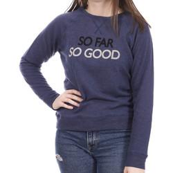Kleidung Damen Sweatshirts Banana Moon BM-KEATS Blau