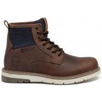 Schuhe Damen Boots Big Star EE274005 Braun
