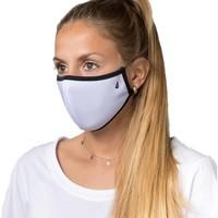 Accessoires Damen Masken Abbacino 90225 40 Weiß