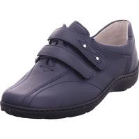 Schuhe Damen Derby-Schuhe & Richelieu Waldläufer - 496301 blau