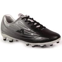 Schuhe Herren Fußballschuhe American Club AM650A Schwarz, Silber