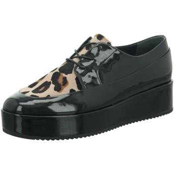 Schuhe Damen Derby-Schuhe & Richelieu Högl Schnuerschuhe Sneaker 810261801100 schwarz