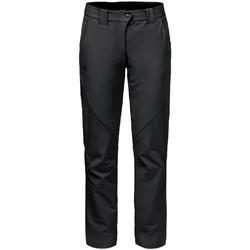Kleidung Jungen Shorts / Bermudas Jack Wolfskin Sport CHILLY TRACK XT PANTS WOMEN 1502371 schwarz