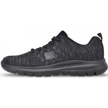 Schuhe Herren Sneaker Low Calzamedi SCHUHE SAGUYS 21014 SPORT MIT NIEDRIGEM GEWICHT SCHWARZ