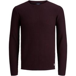 Kleidung Herren Pullover Premium By Jack&jones 12179861 Wein