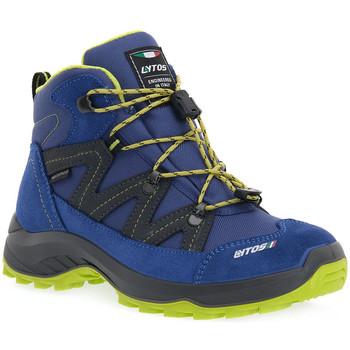 Schuhe Damen Wanderschuhe Lytos TROLL JAB 28 Giallo