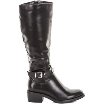 Schuhe Damen Boots Gold&gold B19 GJ188 Schwarz