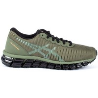 Schuhe Jungen Sneaker Low Asics gel quantum 360 Kaki