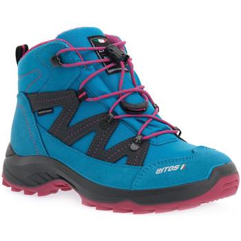 Schuhe Damen Wanderschuhe Lytos TROLL JAB 29 Blu
