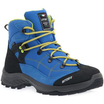 Schuhe Damen Wanderschuhe Lytos RENENS 18 Blu marino