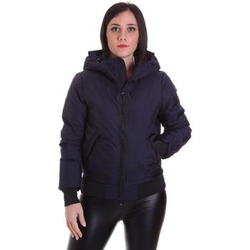 Kleidung Damen Jacken Refrigiwear RW8W13600NY3209 Blau