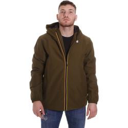 Kleidung Herren Jacken K-Way K00B0S0 Grün