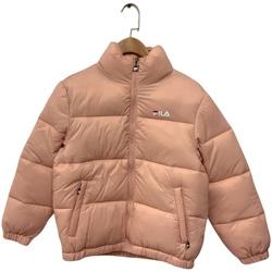 Kleidung Kinder Daunenjacken Fila 688419 Rosa