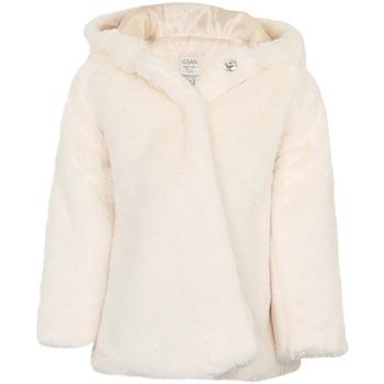 Kleidung Mädchen Mäntel Losan 026-2795AL Weiß