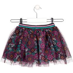 Kleidung Mädchen Röcke Losan 026-7026AL Grau