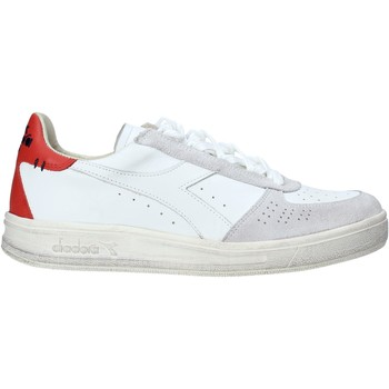 Schuhe Herren Sneaker Low Diadora 201174751 Weiß