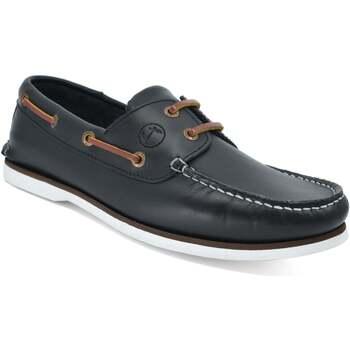 Schuhe Herren Bootsschuhe Seajure Bootsschuhe Marineblau