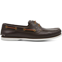Schuhe Herren Bootsschuhe Seajure Bootsschuhe Forvie Braun
