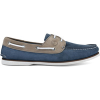 Schuhe Herren Bootsschuhe Seajure Bootsschuhe Vicentina Kamel und Blau