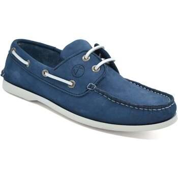 Schuhe Herren Bootsschuhe Seajure Bootsschuhe Trebaluger Blau