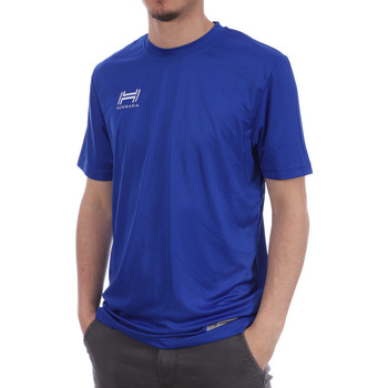 Kleidung Herren T-Shirts & Poloshirts Hungaria H-15TMUUBA00 Blau