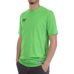 Kleidung Herren T-Shirts & Poloshirts Hungaria H-15TMUUBA00 Grün