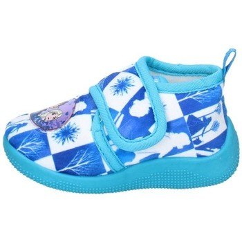 Schuhe Jungen Pantoletten De Fonseca PESCARA I VAR2 G585 HELLBLAU