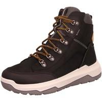 Schuhe Jungen Wanderschuhe Superfit Bergschuhe Boot black 1-000498-0000 schwarz