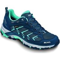 Schuhe Damen Fitness / Training Meindl Sportschuhe Caribe Lady GTX 3823 029 blau