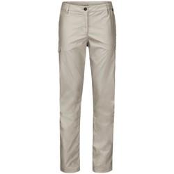 Kleidung Jungen Cargo Hosen Jack Wolfskin Sport LAKESIDE PANTS W 1505252 6260 grau