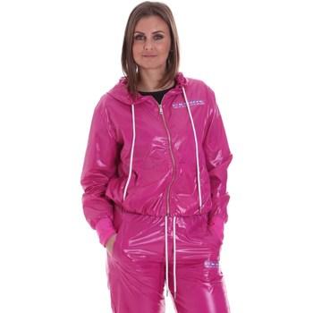 Kleidung Damen Jacken La Carrie 092M-TJ-450 Rosa