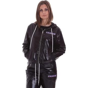 Kleidung Damen Jacken La Carrie 092M-TJ-410 Schwarz