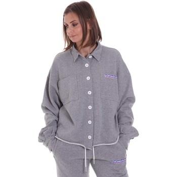 Kleidung Damen Jacken La Carrie 092M-TJ-320 Grau