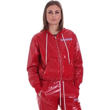 Kleidung Damen Jacken La Carrie 092M-TJ-430 Rot