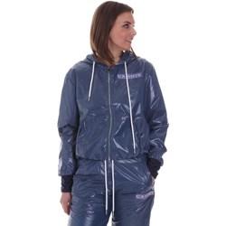 Kleidung Damen Jacken La Carrie 092M-TJ-440 Blau