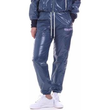 Kleidung Damen Jogginghosen La Carrie 092M-TP-441 Blau