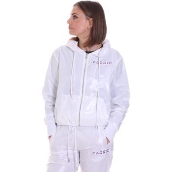 Kleidung Damen Jacken La Carrie 092M-TJ-420 Weiß