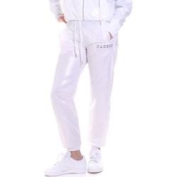 Kleidung Damen Jogginghosen La Carrie 092M-TP-421 Weiß