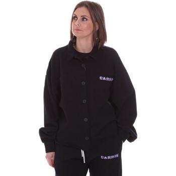 Kleidung Damen Jacken La Carrie 092M-TJ-310 Schwarz
