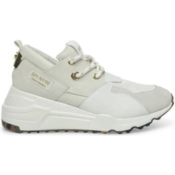 Schuhe Damen Sneaker Steve Madden SMPCLIFF-WHTWHT Weiß