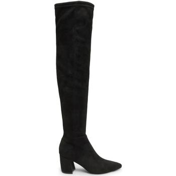 Schuhe Damen Boots Steve Madden SMSNIFTY-BLK Schwarz