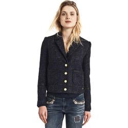 Kleidung Damen Jacken Gaudi 821BD35025 Schwarz
