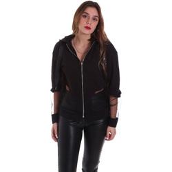 Kleidung Damen Sweatshirts Jijil JSI19FP020 Schwarz