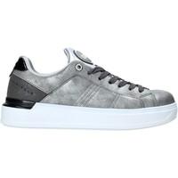Schuhe Damen Sneaker Colmar BRADB P Silber