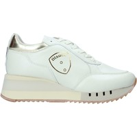 Schuhe Damen Sneaker Blauer F0CHARLOTTE05/LAN Weiß