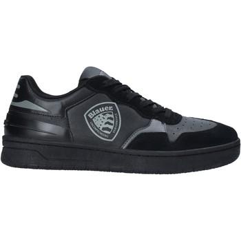 Schuhe Herren Sneaker Blauer F0DAYTON01/TUC Schwarz
