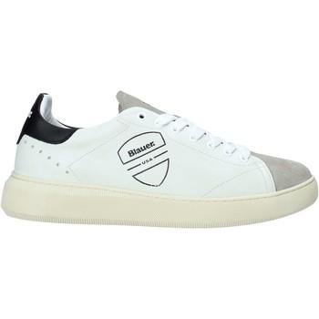 Schuhe Herren Sneaker Blauer F0KEITH02/LES Weiß