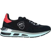 Schuhe Herren Sneaker Blauer F0HILOXL02/NYL Schwarz