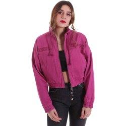 Kleidung Damen Jacken Karl Kani KRCKKWQ32042DPNK Violett