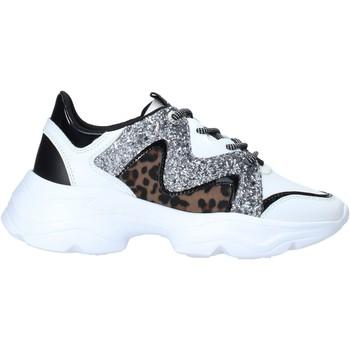 Schuhe Damen Sneaker Manila Grace S008EM Weiß